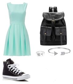 """""""Untitled #14"""" by zain-mjalli on Polyvore featuring Converse, Kate Spade, EF Collection and Bling Jewelry"""