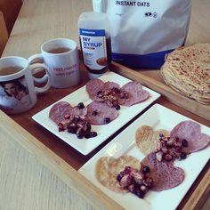 Valentine breakfast #2