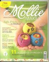 """Gallery.ru / tymannost - Альбом """"Mollie Makes 01 2012 DEU"""""""