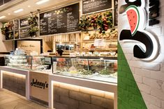 Johnny's Fruit Factory - Mima Design - Creating Branded Retail + Hospitality Environments