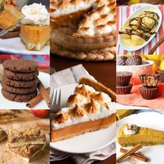 55+ Paleo Thanksgiving Desserts