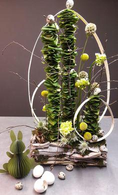 Paasworkshop - Flowers and friends - Griselda STIRKEY - osterdeko - Easter Flowers, Summer Flowers, Fresh Flowers, Deco Floral, Arte Floral, Flower Meanings, Beautiful Flowers Garden, Decoration Table, Flower Boxes