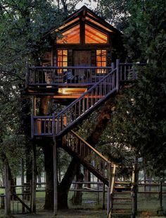 I don't care how old I get, I will ALWAYS want a Tree House!! The size, decor & amount of time I spend in it might change but I'm A-O.K. w/ that! LOL! #ProudNerd #AdultingSucks