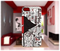Buy 1 Get free 1 Sleeping With Siren iPhone 4/4S Case iPhone 5 Case Samsung Galaxy S2 Case Samsung Galaxy S3/S4 Case   Offers the best protection for your phone. The case fits the iphone 4 or 4S perfectly (back and sides) and also available for iphone 5 ( by request ), offers room for al...
