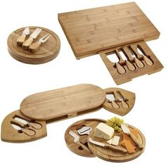 Professional Cheese Board With Cutlery Set - Buy Cheese Board With Cutlery Set Product on Alibaba.com