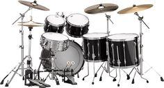 Yamaha RECORDING CUSTOM Drum Set https://google.com/+Drumperium
