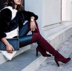 Classic and stylish wine suede boots. Our Kunis wine suede boots look great styled with everything. Made of suede leather. Note: Our shoes are custom made please allow up to an extra 7 days to arrive. Suede Boots, Ugg Boots, Suede Leather, Leather Boots, New York Fashion, Teen Fashion, Highland Boots, Burgundy Boots, Thigh High Boots Heels
