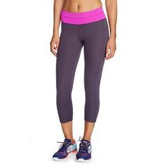 C9 Champion® Women's Premium Capri Legging Indigo Screen