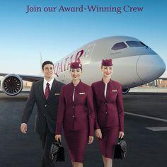 Qatar Airways Flight Attendants. Get special discounts at Qatar Airway using Discount & Voucher Codes.
