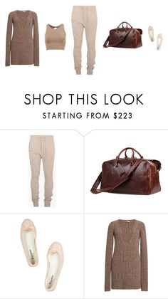 """""""Untitled #2595"""" by amberelb ❤ liked on Polyvore featuring Balmain, Repetto and Marc Jacobs"""