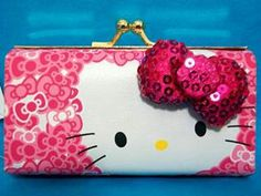 Hellokitty coin purse ! Cute