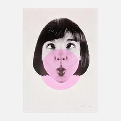 Smith's Bubble Print