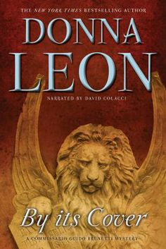 New arrival: By Its Cover by Donna Leon