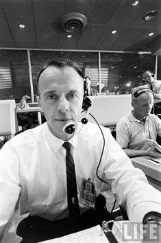 Mercury Control Pre-Launch Photographer: Ralph Morse