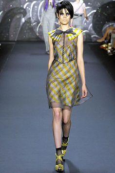 Anna Sui Spring 2008 Ready-to-Wear Collection Photos - Vogue