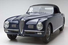 1949 Alfa Romeo 6C Convertible✔️