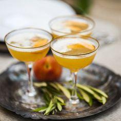 Bourbon signature custom cocktail