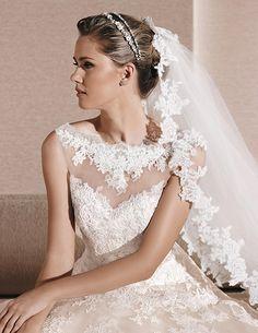LA SPOSA COLLECTION 2016 RAMIRA, Wedding Dress