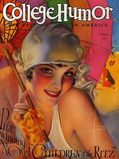 Rolf Armstrong - College Humor