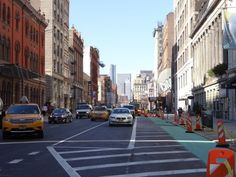 Shared Space and Slow Zones: Comparing Public Space in Paris and New York