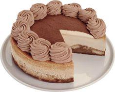 Tiramisu Cheesecake Recipe ~ Easy Dessert Recipes
