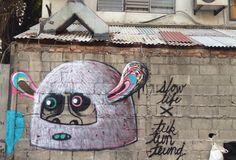 Street art in Cnx.