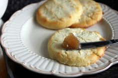 From my tiny kitchen...: Gluten Free 7Up biscuits