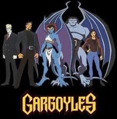 Gargoyles the Animated series from toon Disney
