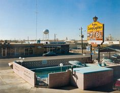 Bid now on Marland Street, Hobbs, New Mexico, February 19 by Stephen Shore. View a wide Variety of artworks by Stephen Shore, now available for sale on artnet Auctions. Stephen Shore, Hobbs New Mexico, Hobby Lobby Wedding Invitations, Hobby World, Storefront Signs, New York, William Eggleston, Land Of Enchantment, Summertime Sadness