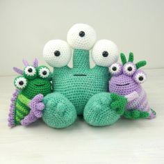 Mesmerizing Crochet an Amigurumi Rabbit Ideas. Lovely Crochet an Amigurumi Rabbit Ideas. Crochet Amigurumi, Amigurumi Patterns, Crochet Dolls, Doll Patterns, Crochet Patterns, Yarn Monsters, Monster Book Of Monsters, Crochet Monsters, Crochet Gifts