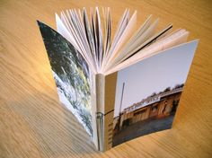 five and a half photo journal tutorial