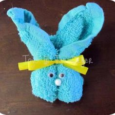 Boo-boo bunny perfect for easter!