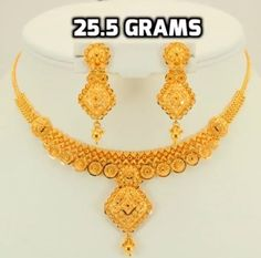 Indian Gold Necklace Designs, Gold Mangalsutra Designs, Gold Ring Designs, Gold Jewellery Design, Gold Jewelry, Jewlery, Royal Indian, Gold Set, Bridal Lehenga