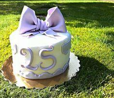 25 anni insieme! Lilla cake