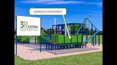 Short visualization of the compact 3R System-Plant that reduces biogenic waste to a third of it's volume and creates the basis for an organic fertilizer that revitalizes degenerating farmland ...
