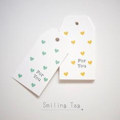 Lots of Love Honey Wedding Favor Tags  Bridal Shower by SmilingTag
