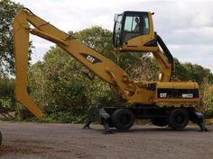 Caterpillar Demolition Equipment    http://www.rockanddirt.com/equipment-for-sale/CATERPILLAR/demolition-scrap