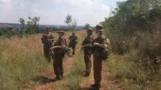 South African Border War.