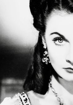 Vivien Leigh as Emma, Lady Hamilton in That Hamilton Woman (1941), said to have been Churchill's favourite film.