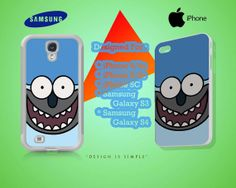 Regular Show Mordecai Case for iPhone 4/4S iPhone by KuntiDesign, $16.00