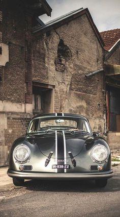 doyoulikevintage: Porsche 356 | German Iron