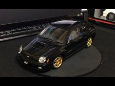 Miniatura Subaru Impreza New Age WRX STi 2001 Autoart 1:18