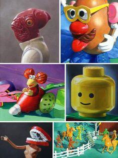 childhood-toys-paintings.jpg (600×800)