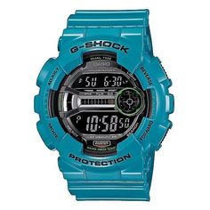 G-Shock 110 Watch ($79) ❤ liked on Polyvore
