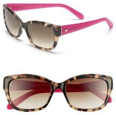 ee5d7be721773 Kate Spade New York  johanna  53mm Retro Sunglasses Kate Spade Sunglasses