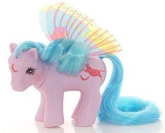 G1 Moon Jumper [WW Windy Wing Ponies MLP My Little Pony G1 Hasbro]