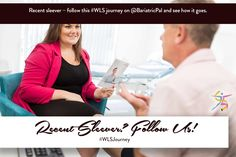 Recent sleever – follow this #WLS journey on @BariatricPal and see how it goes.   Proud loser!