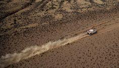 The fifth stage Jujuy-Uyuni of the Dakar Rally