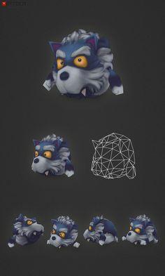 Micro Werewolf Otis