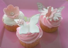 Butterfly Baby Shower Cupcakes By kimeradreams on CakeCentral.com
